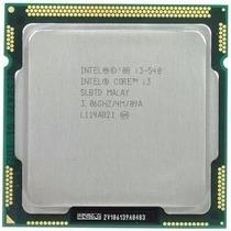 Intel Core I3 540 Processor 4m Cache, 3.06ghz Lga1156