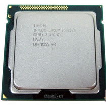 Processador Desktop Intel Core I3 2120 Sr05y 3.30ghz