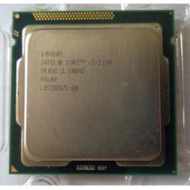 Processador I3 2100 3.10 Ghz Lga 1155 2ª Geração Oem + Frete