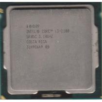 Processador Core I3 2100 3.10 Ghz Lga 1155 2ª Ger