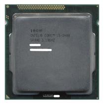 Core I5 2400 Lga 1155 3.1 -3.4ghz 6mb Cache Oem Com Garantia