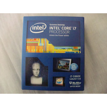 Intel Core I7-5960x Box Haswell-e Lga2011-3 3.0ghz 20mb 140w