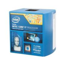 Processador Core I7 4790k - 4.4ghz 8mb Lga 1150 - Lacrado
