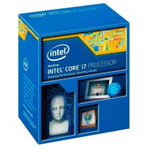 Processador Core I7-4790 Intel Nfiscal 4.0 Ghz 12x Sem Juros