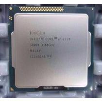 Processador Intel Ivy Bridge Core I7-3770, Cache 8mb, 3.4ghz