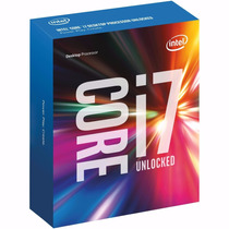 Intel Core I7 6700k Lga 1151 Skylake 4.0ghz 8mb 6