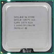 Kit Processador Core 2 Duo 2.6 + Memoria 2gb + Cooler Intel