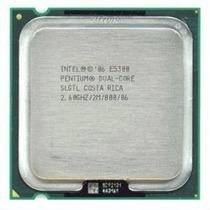 Processador Intel Pentium Dual Core E5300 2.60 Ghz Lga 775