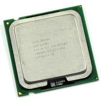 Processador Pentium 4 3,06ghz/524/1m/533 Socket Lga 775