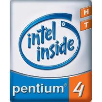 Processador Intel Pentium 4 3.2 1m 800 Ht Socket 478 +cooler