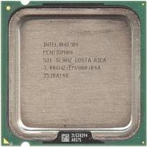Pentium 531 3.0ghz Fsb800mhz Ou 524 3.06ghz Fsb533mhz 1mb Ht