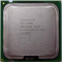 Processador Pentium 4 /506 2.66ghz/1m/533 Prescote Lga 775