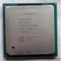 Processador Intel Pentium 4 / 2.66ghz / Socket 478