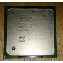 Processador Pentium 4/ 2.4ghz /512/533 Sockt 478