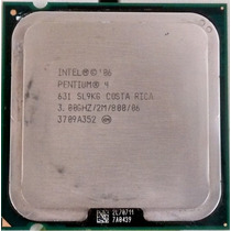 Processador Intel Pentium 4 631/ 3,0ghz/ 775/ 2m/ 800 Mhz #4