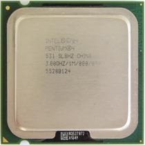 Processador Pentiun 4 3.0ghz /1m/800 Prescot Lga 775