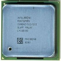 Processador Pentium 4 2,4ghz / 512 / 533 Soquete 478
