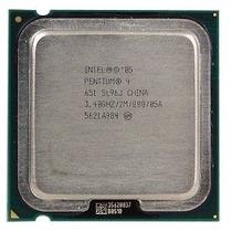 Processador 775 Pentium 4 651 Ht 3.4ghz 2mb 800mhz Ótimo
