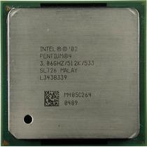 Processador Intel Pentium 4 Ht 3,06ghz 1m 533 Socket 478