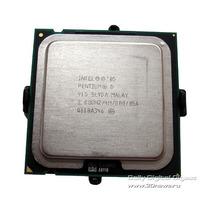 Processador Intel 775 Dual Core D915 ( 2,80 Ghz / 4mb / 800