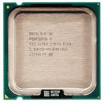 Processador Pentiun D 925 3.0 Ghz/4m/800 Lga 775