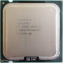 Pentium D 925 3 Ghz Skt 775 Fsb 800 Mhz Cache 4mb E Cooler!