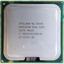 Processador Intel Pentium D E5400 2,7 Ghz Socket 775