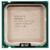 Pentium D 3.0 Dual Core 925 Lga 775 Oem 4 Megas Aceito Troca