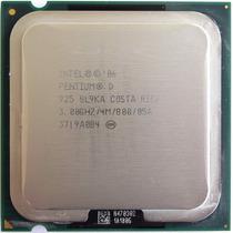 Pentium D925 3.0ghz Skt 775 Fsb 800 Mhz Cache 4mb Com L.d.!!