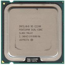 Processador Intel Pentium D E2200 2,2 Ghz Socket 775