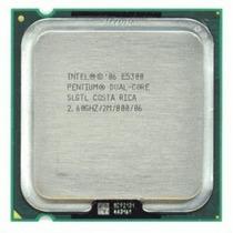 Processador Intel Dual Core E5300 / 2.6ghz/2m/800- Lga 775