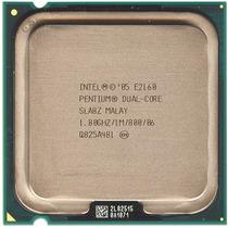 Processador Dual Core E 2160 /1.8ghz/1m/800 Lga 775