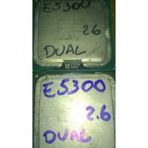 Processador Intel Pentium Dual Core E5300 Slgtl 2.60ghz 2mb