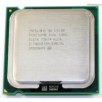 Processador Intel Pentium Dual Core E5400 Só R$25,00 + Frete