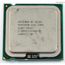 Processador Intel Pentium Dual Core E2180 Só R$10,00 + Frete