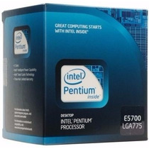 Intel 3 Ghz Lga 775 Dual Core E5700 Processor