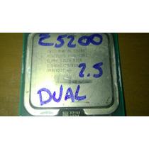 Processador Intel Pentium Dual Core E5200 Slb9tl 2.50ghz 2mb