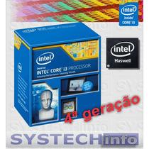 Processador Intel Core I3 4170 3.7ghz 3mb 1150 4ª Geração