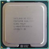 Processador Intel Dual Core 2.4ghz - Socket 775