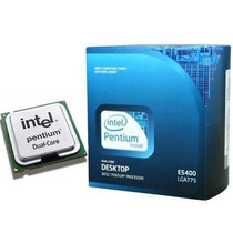 Processor Intel Pentium Dual Core Lga775 + Cooler Intel