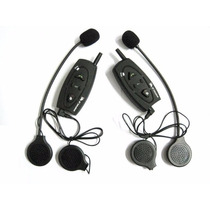 Intercomunicador Voyager Vr-502 Bluetooth P/ Capacete Moto