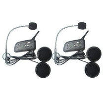Intercomunicador Moto Bluetooth Bt Interphone - Par