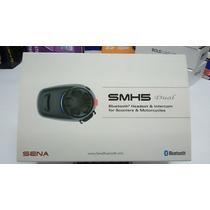 Intercomunicador Sena Modelo Smh5 Dual Kit