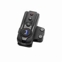 1 Par Intercom Capacete 1000m Bluetooth Moto Motociclista