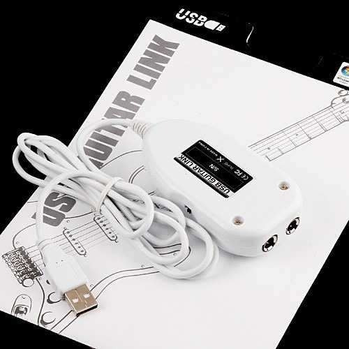 Interface Usb Guitar Link