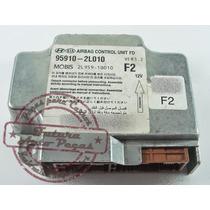 Módulo De Air Bag Plug Marrom 959102l010 Para Hyundai I30
