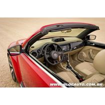 Kit Airbag Fusca 2014 - Original - Completo - Capa Caramelo