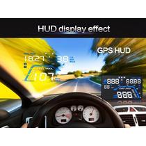 Hud Display Universal Vel.carro Computador Bordo 5