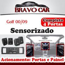 Vidro Elétrico Polo 4 Portas 00 A 09 Completo Sensorizado