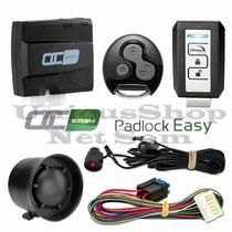 Alarme Automotivo Carro Olimpus Padlock Easy 2 Controles